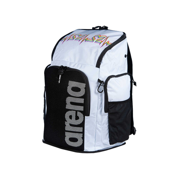 Arena  Pride Team 45 Backpack Multi White