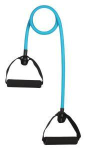 Liveup Toning Tube Resistance Band (Blue) Heavy Resistance