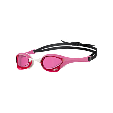 Arena Cobra Ultra Goggle Pink-Pink-White