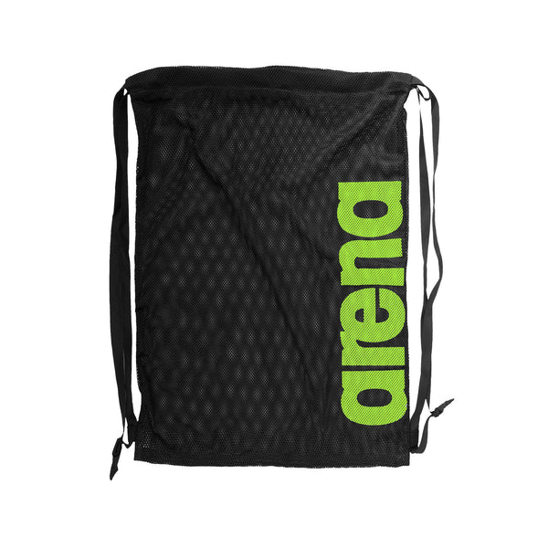 Arena Meshbag  Black -Fluo Yellow