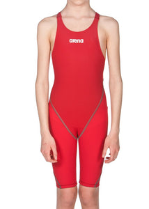 Arena Powerskin ST 2.0 Junior KneeSuit Red