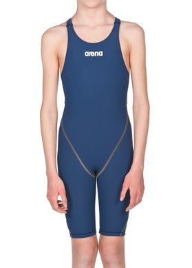 Arena Powerskin ST 2.0 Junior KneeSuit Navy Blue