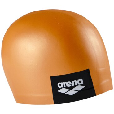 Arena swimcap Logo Moulded  Orange