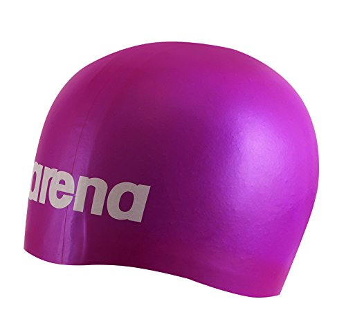 Arena swimcap Moulded Silicone Purple