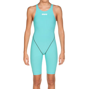 Arena Powerskin ST 2.0  Junior KneeSuit  Aquamarine