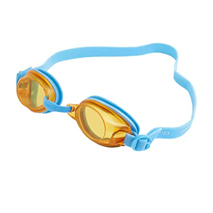 Speedo Jet Junior Goggle Blue.Orange
