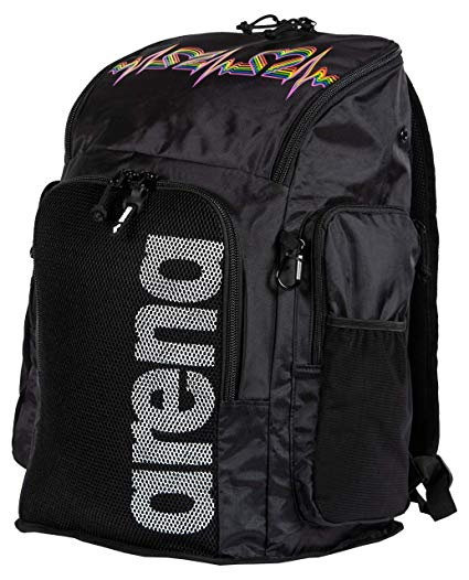 Arena  Pride Team 45 Backpack Multi Black