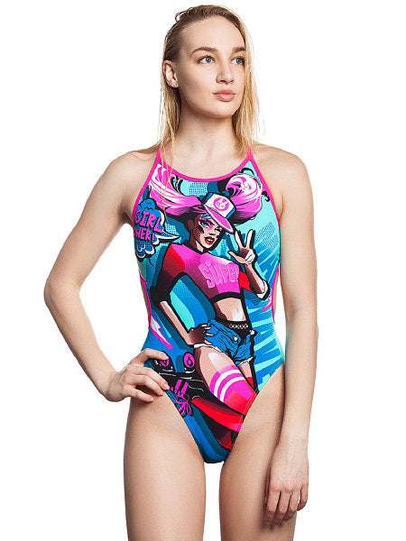 Mad wave Peal J5W swimsuit W