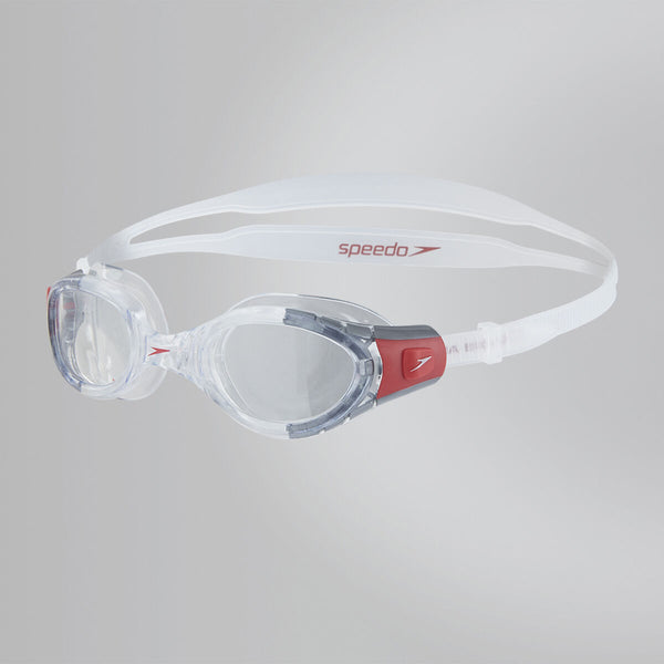 Speedo Futura Biofuse Goggle Clear.Orange