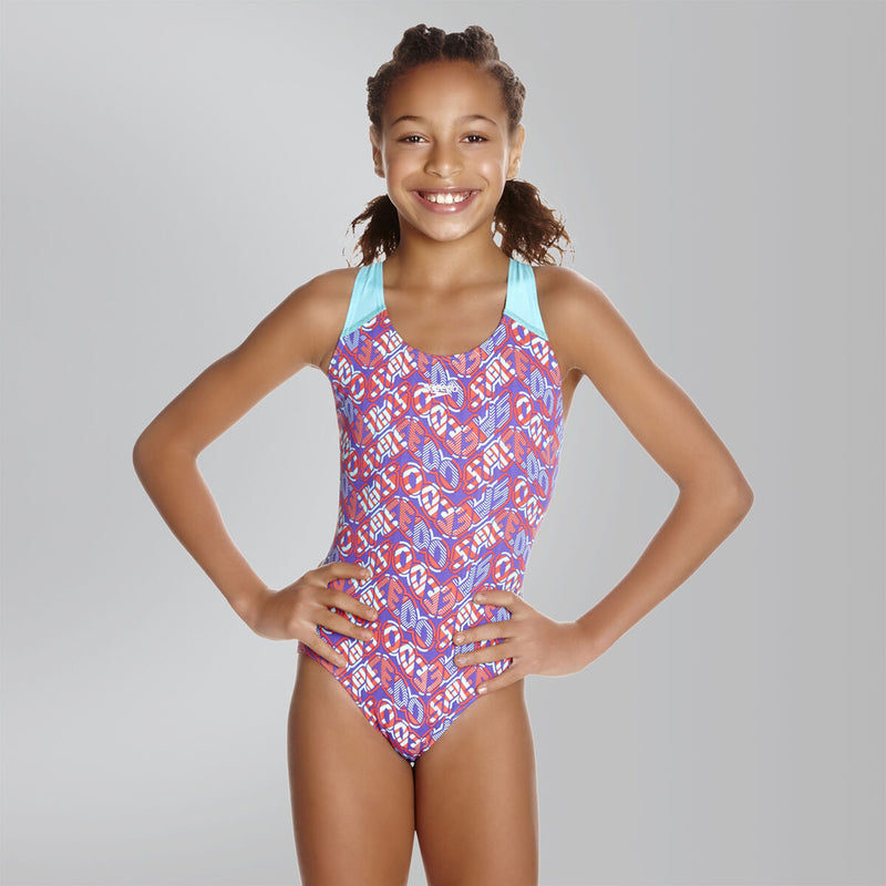 Speedo B820 Girls  Endurance+