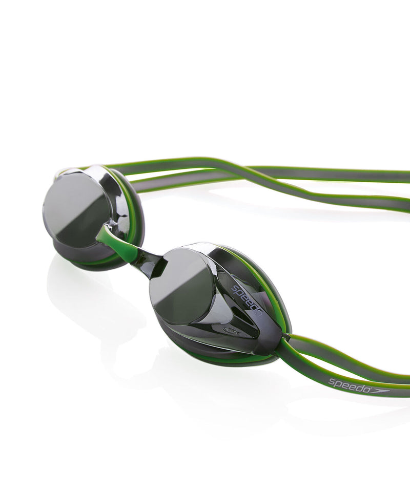 Speedo Opal Goggles Smoke.Green Mirror