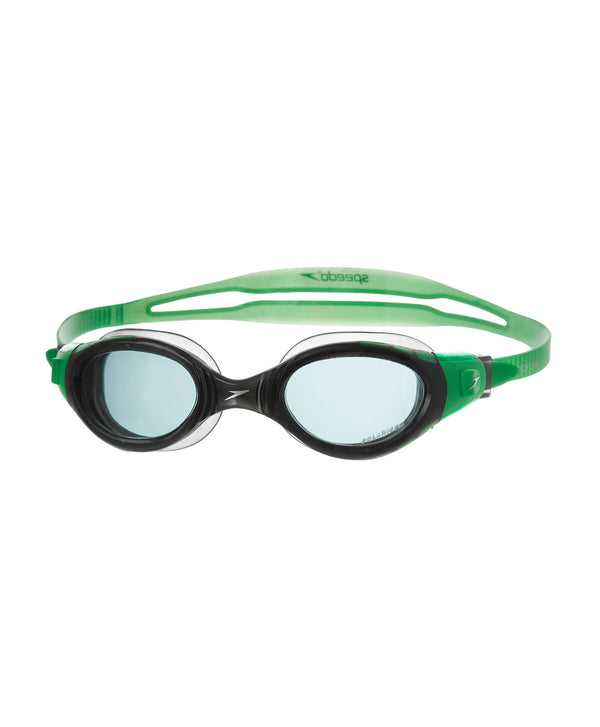Speedo Futura Biofuse Polarised Goggle Black.Green