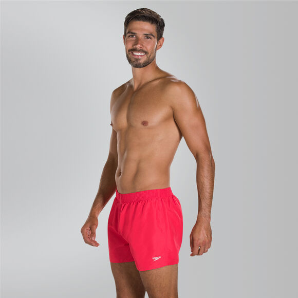 "Speedo Men Fitted Leisure 13"" Swim Shorts"