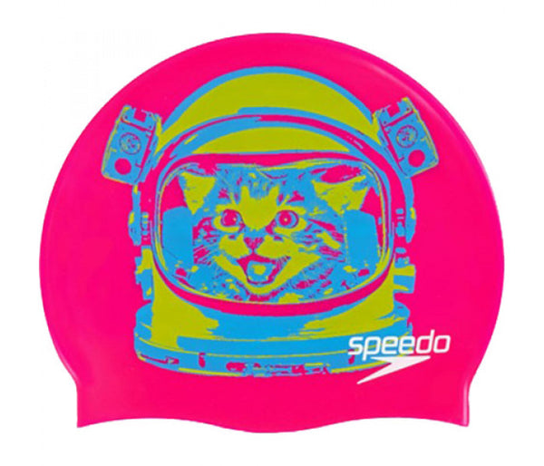 Speedo Slogan Print Cap Junior 1