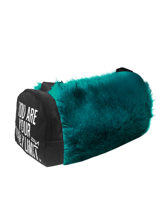 Zoya BreezZ PRO Duffle Bag Dark Green