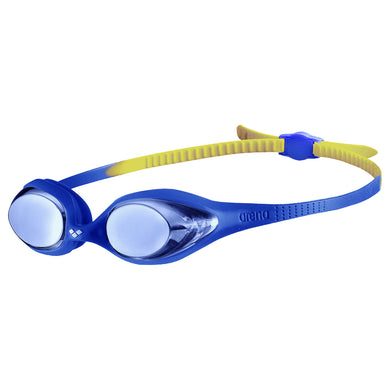 Arena Spider JR Mirror Blue-Blue-Yellow