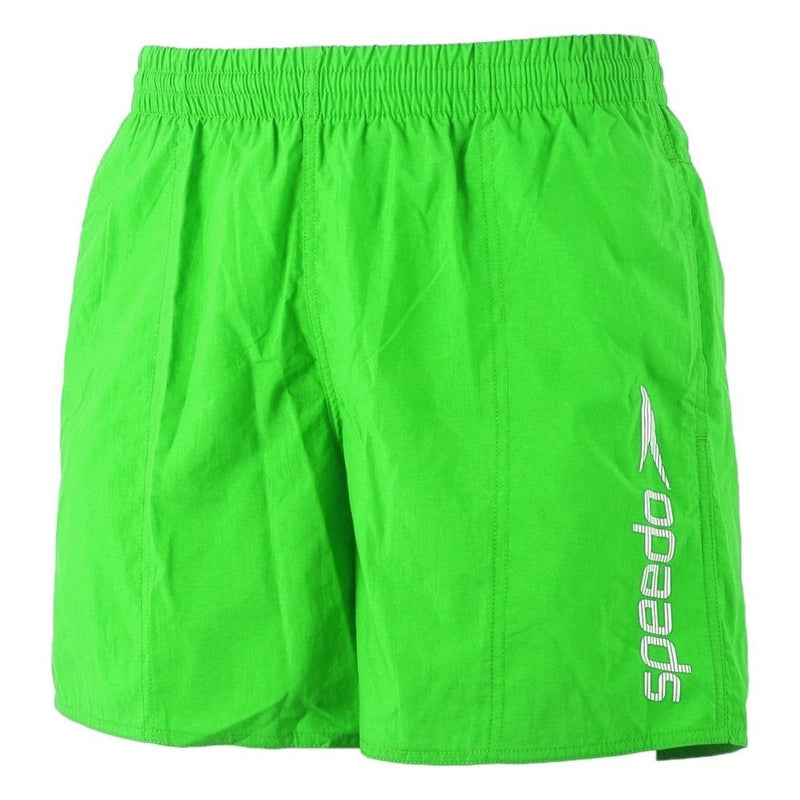 "Speedo Men Scope 16"" Swim Shorts Green"