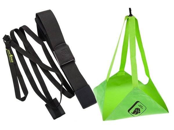 Mad Wave Drag Bag Belt ( Parachute )