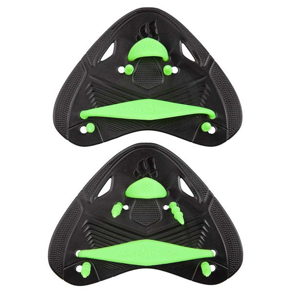 Mad Wave Pro Finger Paddles Black