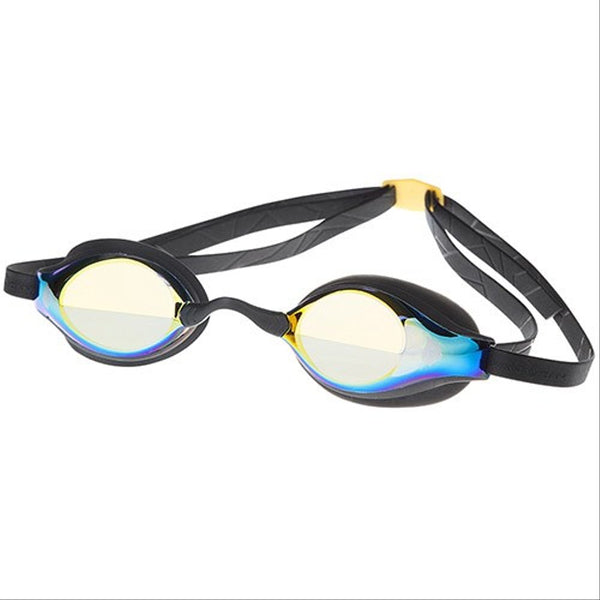 Madwave Record Breaker  Mirrored Goggle Yellow