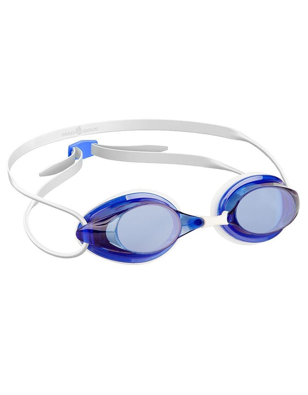 Madwave Streamline  Goggle Blue/White