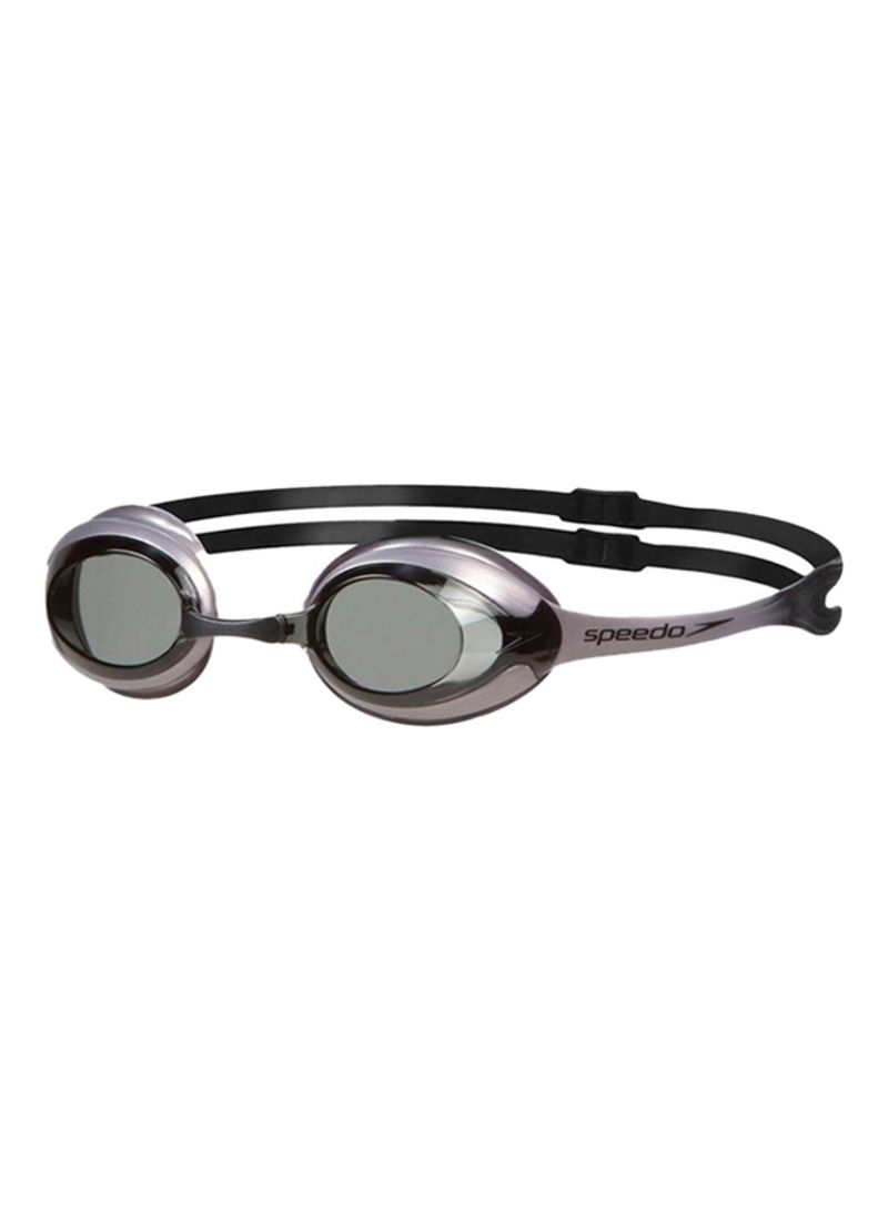 Speedo Merit Goggles Smoke.Black