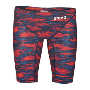Arena Powerskin ST 2.0  Junior Jammer  LTD edition blue-red