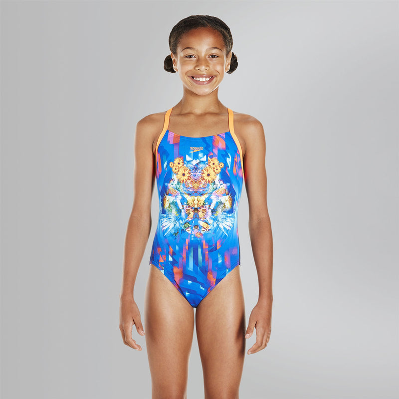 Speedo C205 Girls  Endurance+