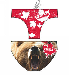Turbo Swimsuit wp.Bear Canada 79953