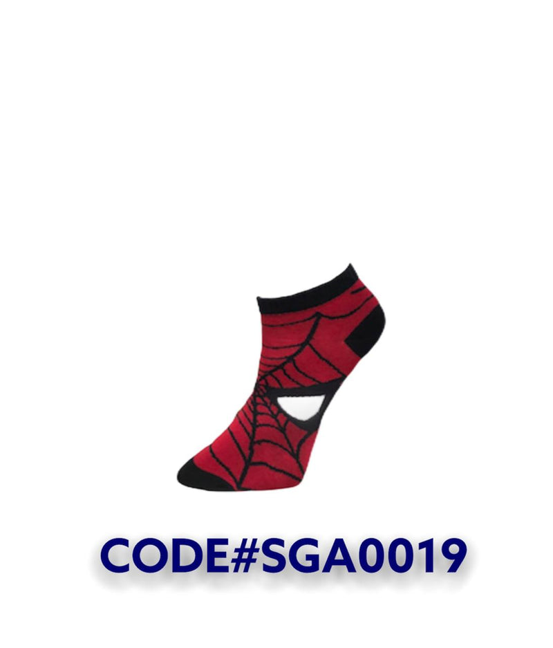 Spider Man Ankle Socks SGS0019