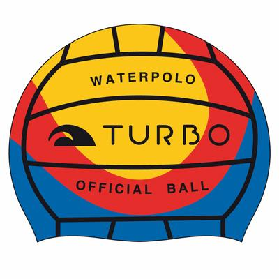 Turbo Swim Cap Wp Ball 9701851