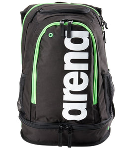 Arena Fastpack Core Black/Fluo Green