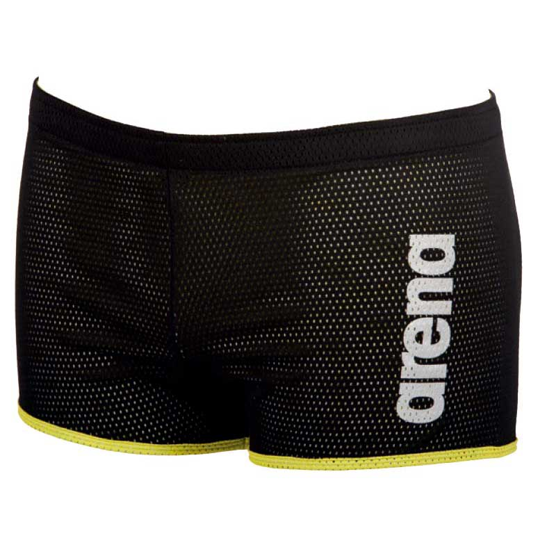 Arena Square Drag Suit Black