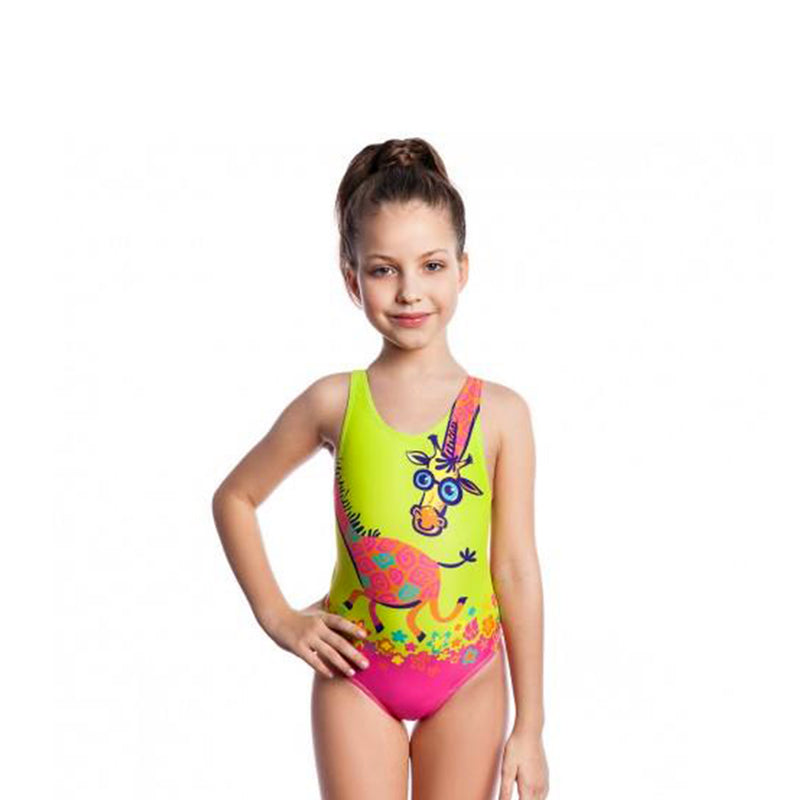Mad Wave Giraffe Swimsuit G