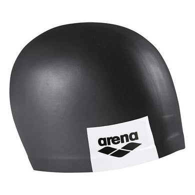 Arena swimcap Logo Moulded Black