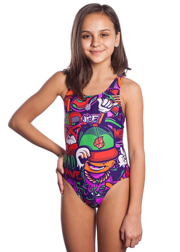 Mad Wave Hip-Hop Swimsuit G