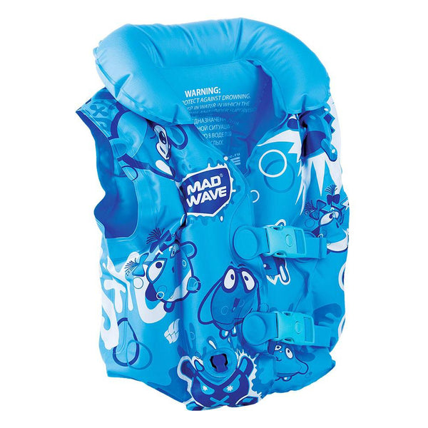 Mad Wave Swimvest Mad Bubbles