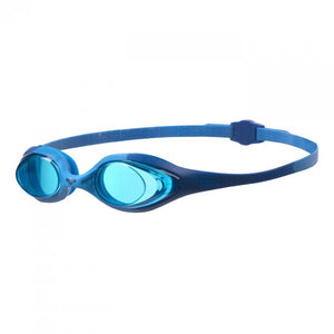 Arena Spider JR Blue-LightBlue-Blue