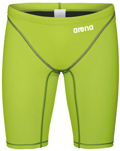 Arena Powerskin ST 2.0  Junior Jammer  lime green