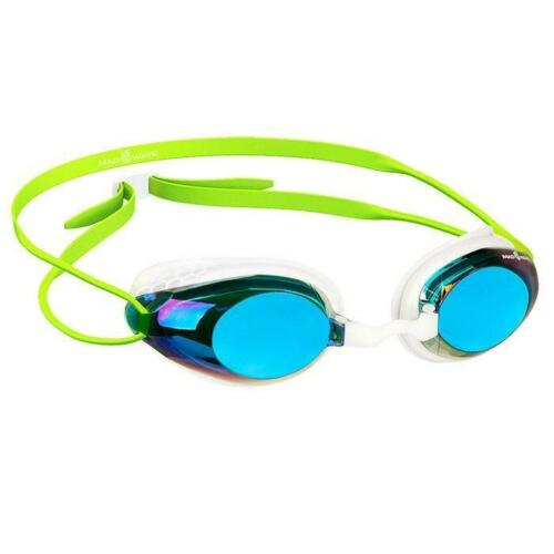 Madwave Honey Rainbow Goggles Blue.Green.White