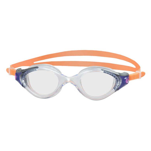 Speedo Futura Biofuse 2 Female Goggle Clear.Orange.Grey