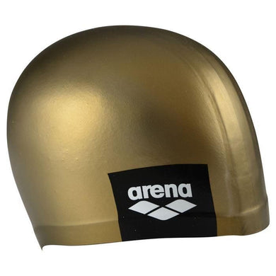 Arena swimcap Logo Moulded Gold