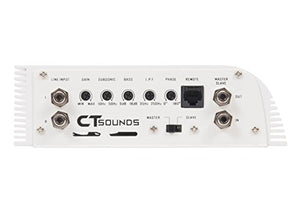 CT Sounds AT-500.1 Class D Monoblock Car Amplifier