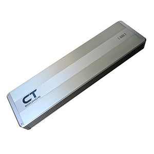 CT Sounds T-600.2 2 Channel Car Audio Amplifier 1800w Amp