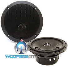 "Rockford Fosgate T1650-S Power 2-Way 6-1/2"" Car Audio Component Speaker System"