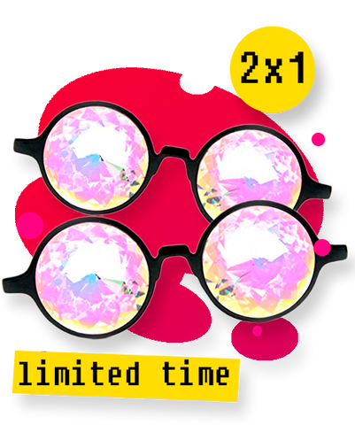 *PROMO* [2X1 or 50% Off] Kaleidoscope Sungles