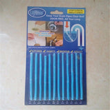 12 Pcs Of Sewage Decontamination Sticks