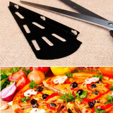 Stainless Steel Pizza Scissors