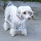 Waterproof Raincoat Dog Clothes