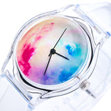 Popular Design Silicone Wristwatch